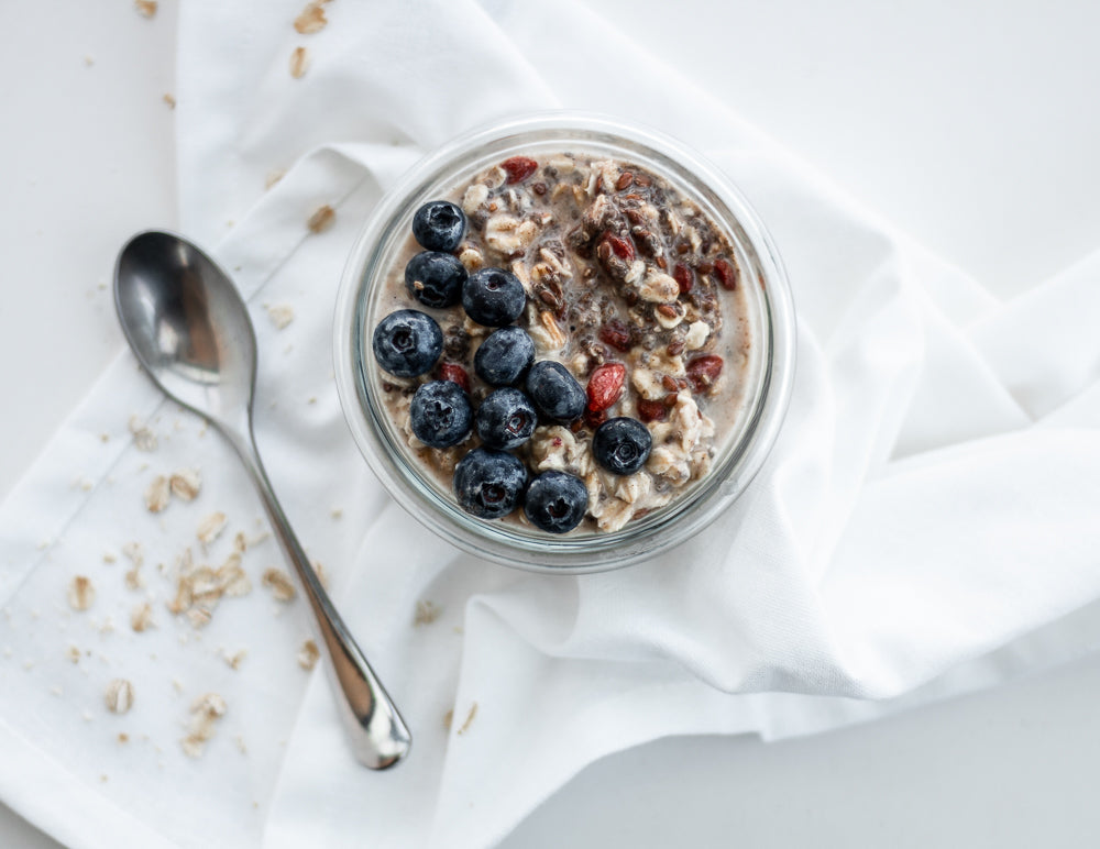 Overnight Protein Oats