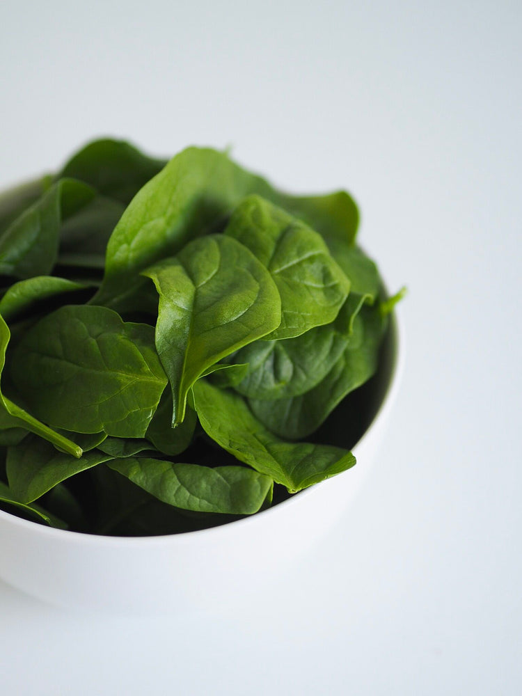 Fresh Baby Spinach (125g)