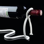 Rope Stand - Creative Design Raw Rope Wine Stand