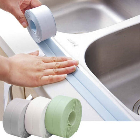 Edges beauty - Kitchen Bathroom Edges Tape Waterproof Mold Proof