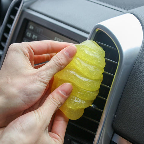 MagicGlue - Car Cleaning Soft Rubber Multifunction Dust Cleaner