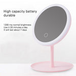 LightMirror - LED Makeup Mirror