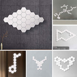 Light Connect - Modular Touch Lights Magnetic Quantum Lights Led Hex Lights DIY