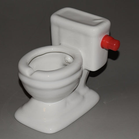 TolTray - Funny Toilet Ashtray