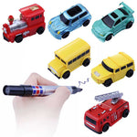 FollowLine - Line Following Robot Educational Inductive Toys Car