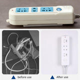 Easy Holder - Multipurpose Router Power Plug Socket Holder Self Adhesive Wall Mounted