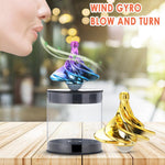 Blow Gyro - Magic Gyro Powered By Air Flow