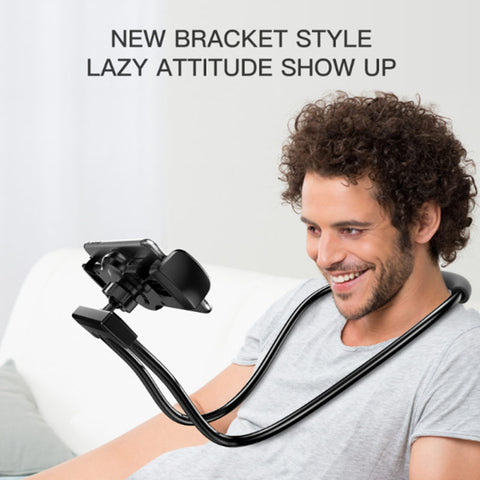 HandFree Phone Holder - Lazy neck phone holder