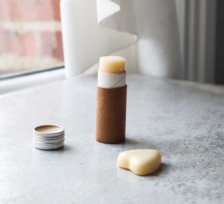 How to make an all natural lip balm using just three ingredients