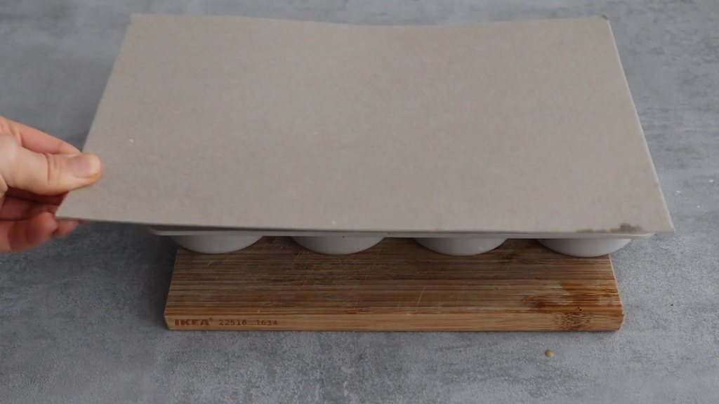 Cover with cardboard   How to make soap using food waste   Bottega Zero Waste