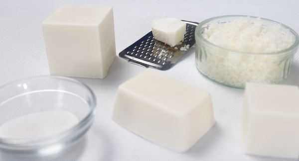 natural coconut oil soap recipe for laundry and dishes