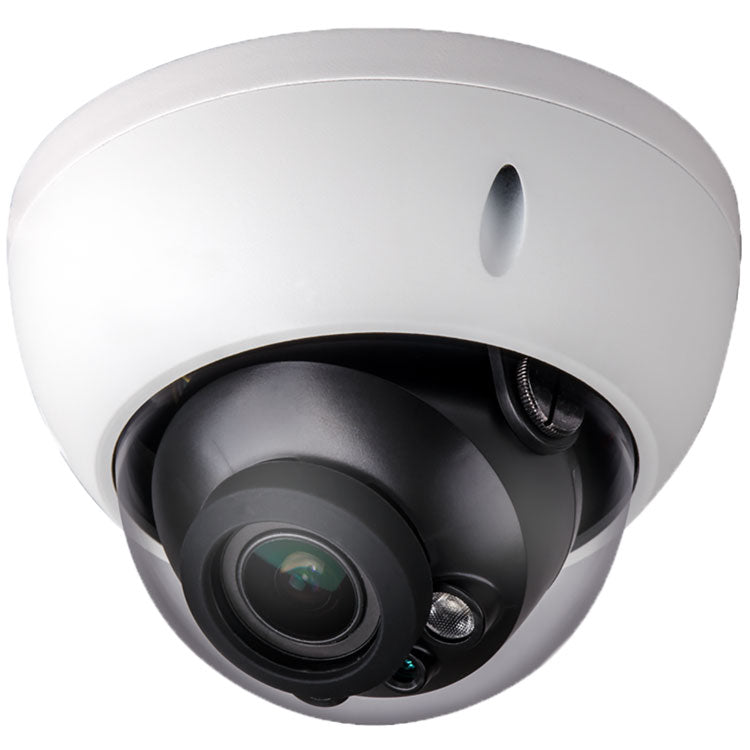 8MP HD-CVI Varifocal Vandal Dome Camera, DMS Series