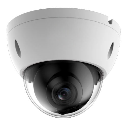 4 MP IP Chroma Vandal Dome Camera, DMS Series