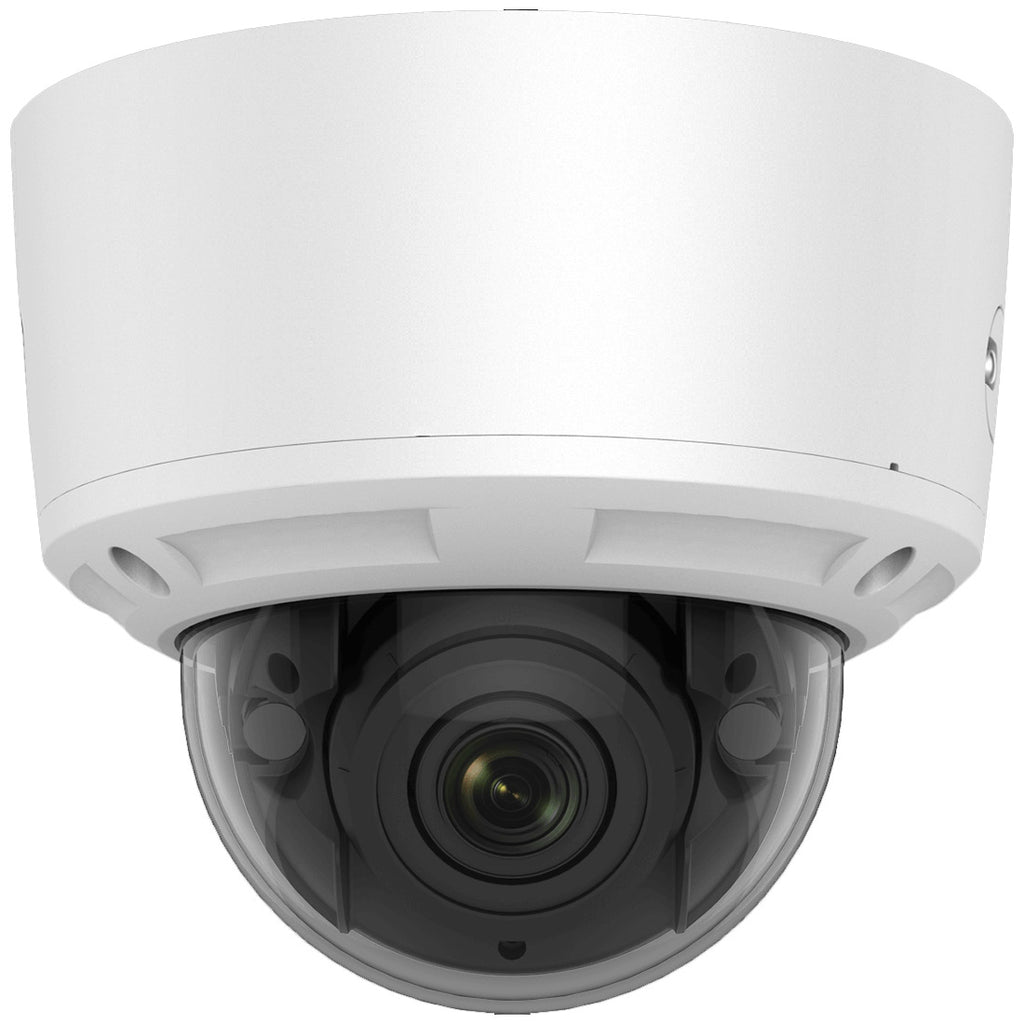 8MP IP Vandal Dome with Varifocal Lens