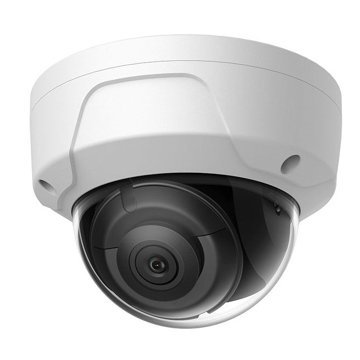 8MP IP Vandal Dome with 4.0mm Lens