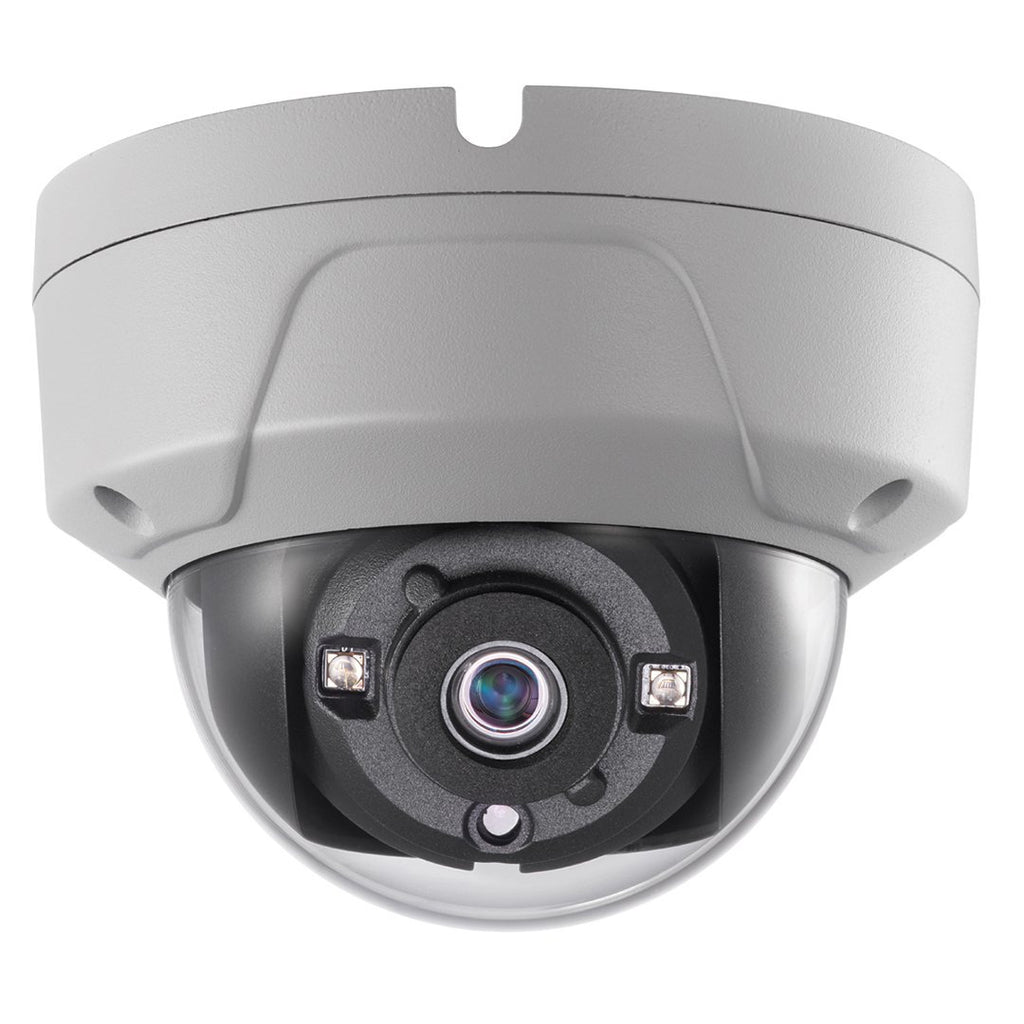 5MP HD-TVI Vandal Dome with 2.8mm Lens