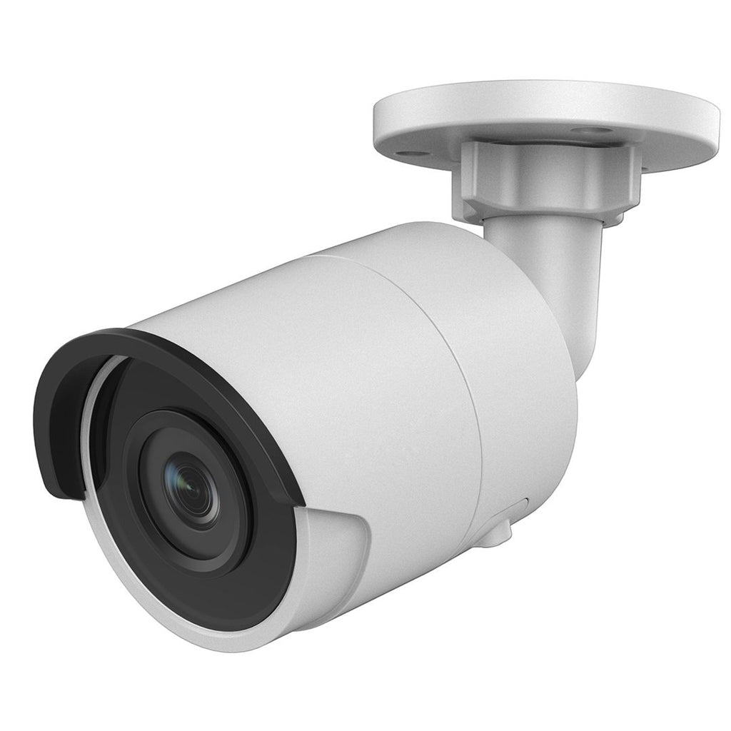 6MP IP Bullet Camera with 4mm Lens