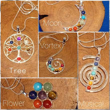 Load image into Gallery viewer, Chakra Pendant
