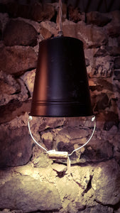 Bucket Ceiling Light