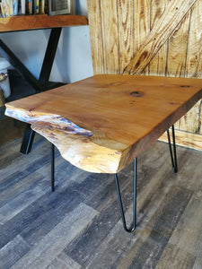 Live Edge CoffeeTable
