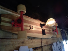 Load image into Gallery viewer, Skateboard/ Longboard Wall Lamp