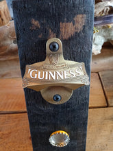 Load image into Gallery viewer, Whiskey Barrel Magnetic Bottle Opener