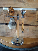 Load image into Gallery viewer, Irish Wood Shaving Kit