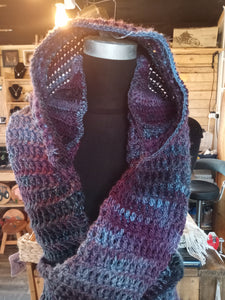 Pixie Hooded Scarf