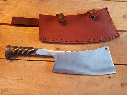 Rail Spike Cleaver