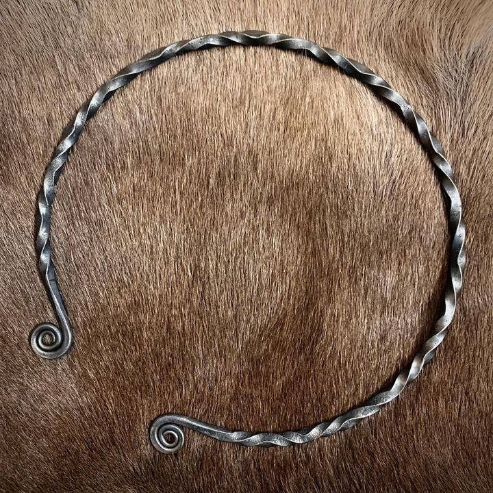 Forged Neck Torc
