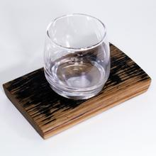 Rocking Whiskey Glass and Holder