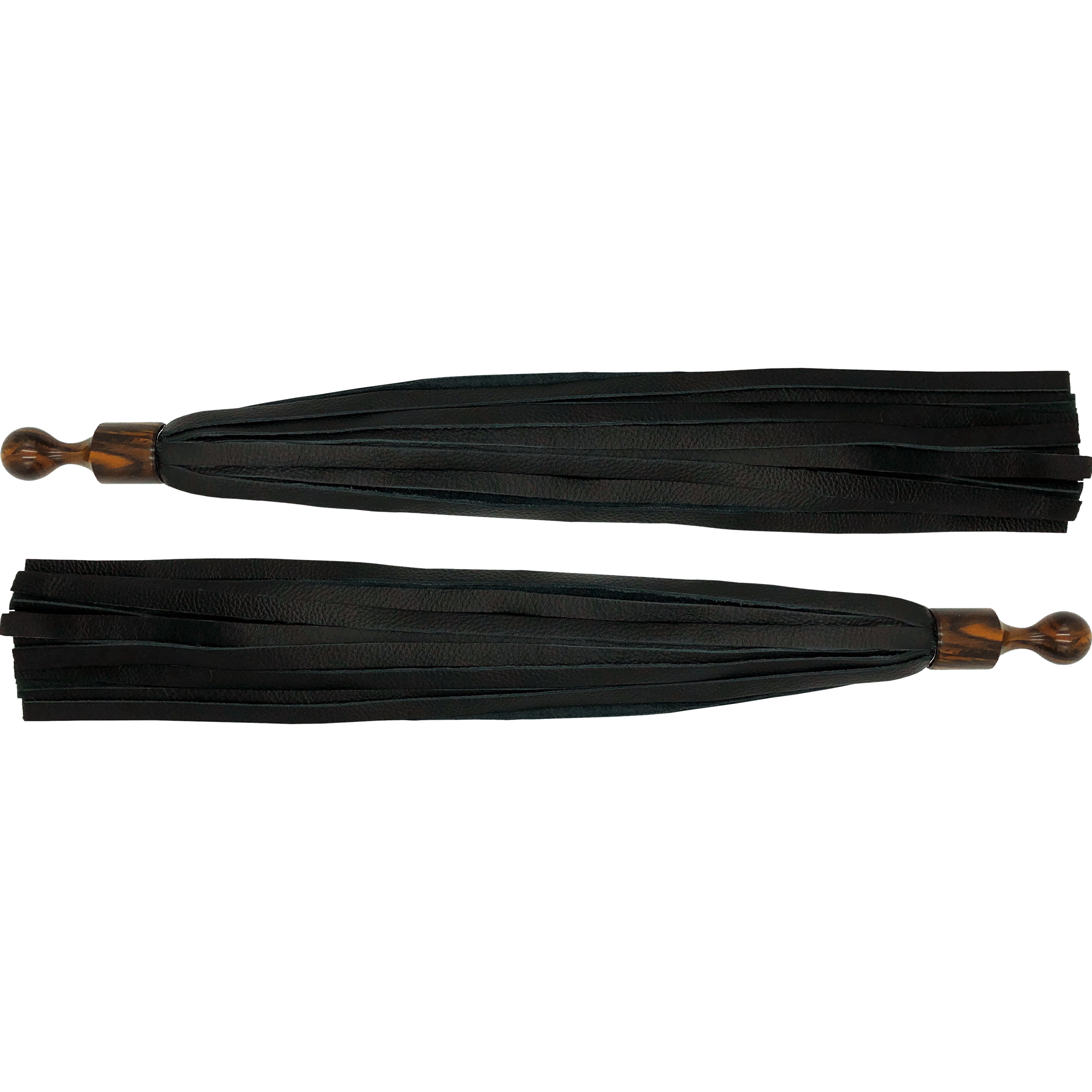 BALL HANDLE FLOGGER BLACK COW