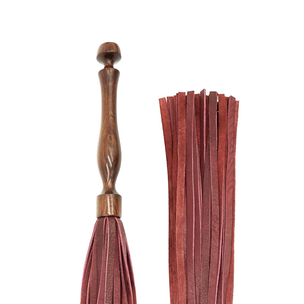 "XL 11"" GRANADILLO FLOGGER REDWOOD"