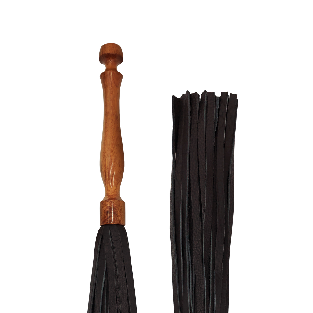 "XL 11"" GRANADILLO FLOGGER BLACK"