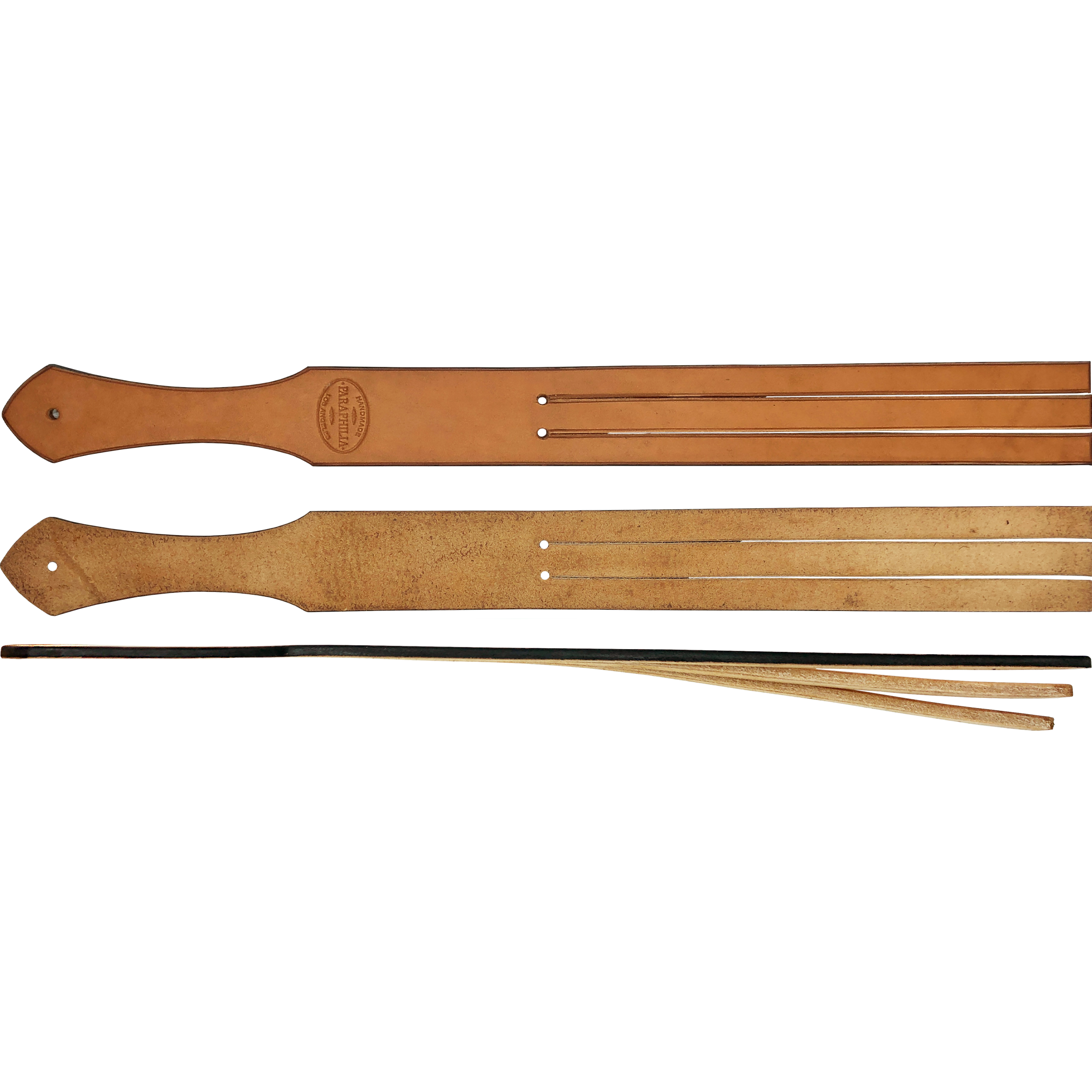 4 TONGUE TAWSE - LONG TAN