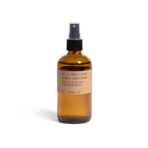 Amber & Moss - 7.75 fl oz Room & Linen Spray