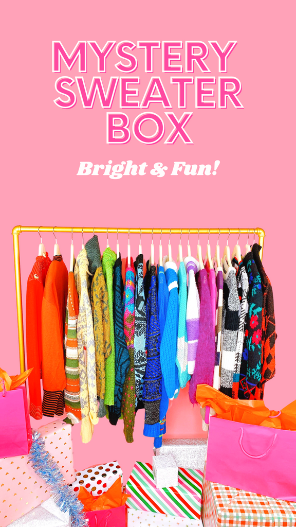 Mystery Sweater Box - Bright and Fun!