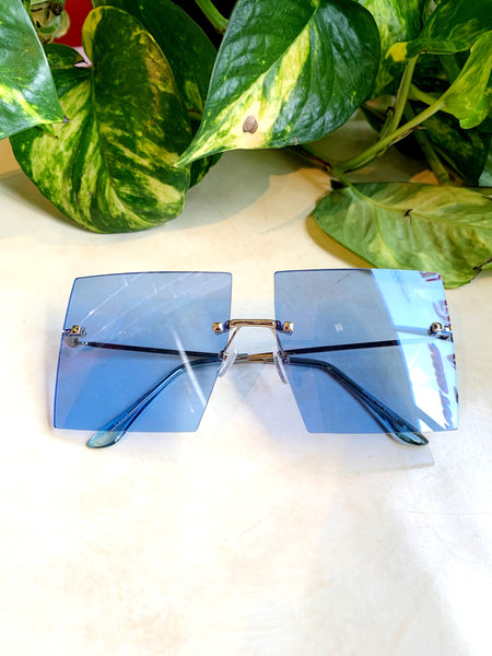 Britney Square Sunglasses