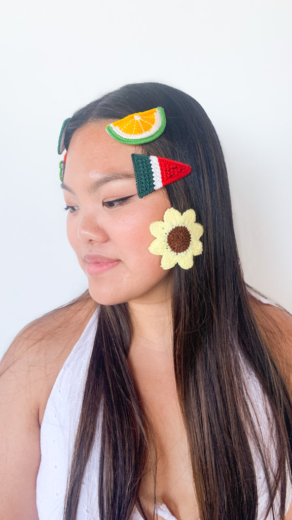 1980s High-Waisted Silk Fuchsia Pants, sz. M
