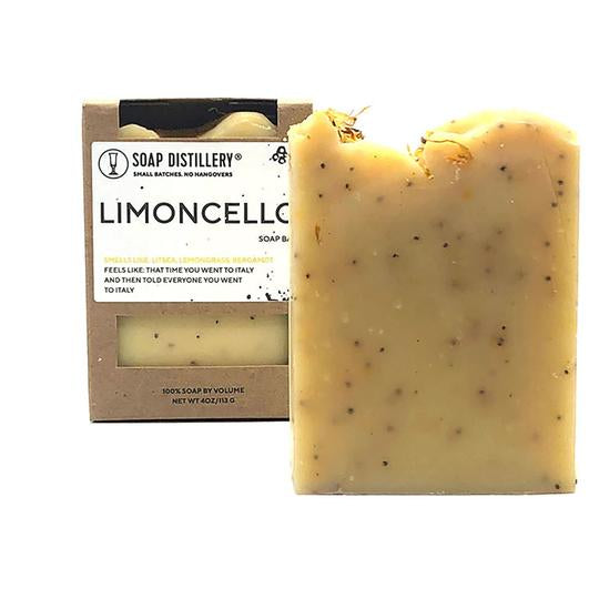 Limoncello Soap Bar