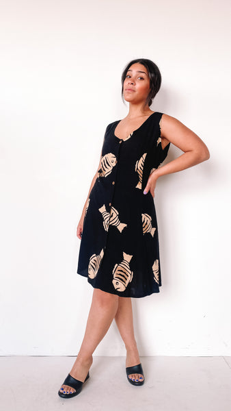 80s Southwest Fleece, sz. S/M
