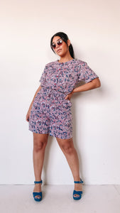 "90s ""Groovy"" Lime Sweater, sz. M/L"
