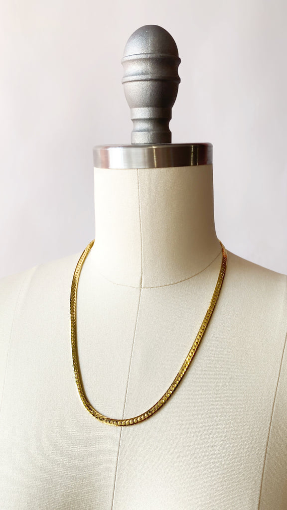 "20"" Snake Chain Necklaces"