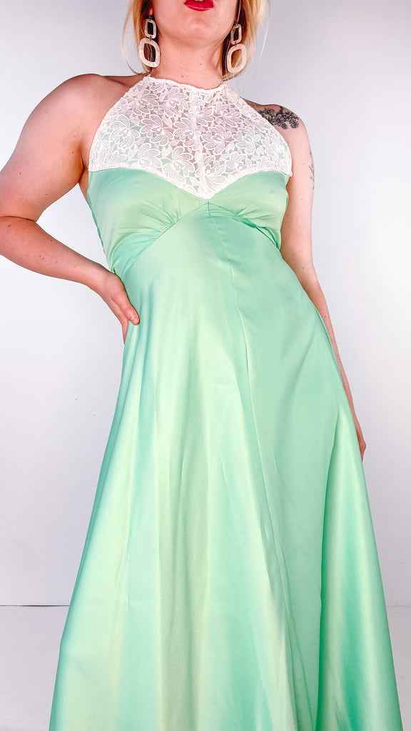 1980s Neon snowflakes sweater Size: L/XL