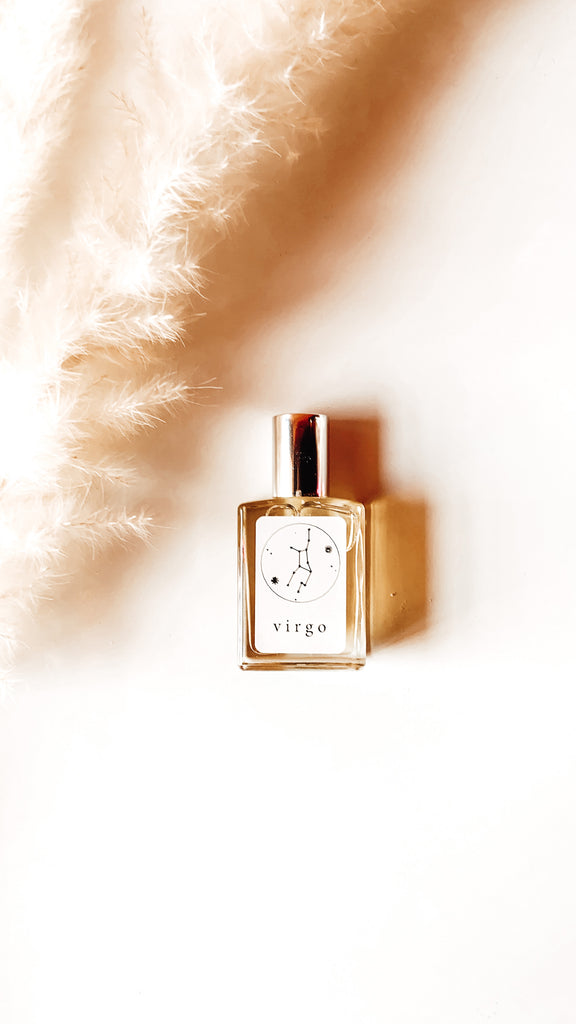 Virgo Zodiac Fragrance