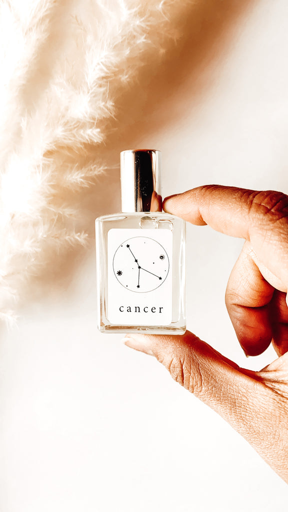 Cancer Zodiac Fragrance