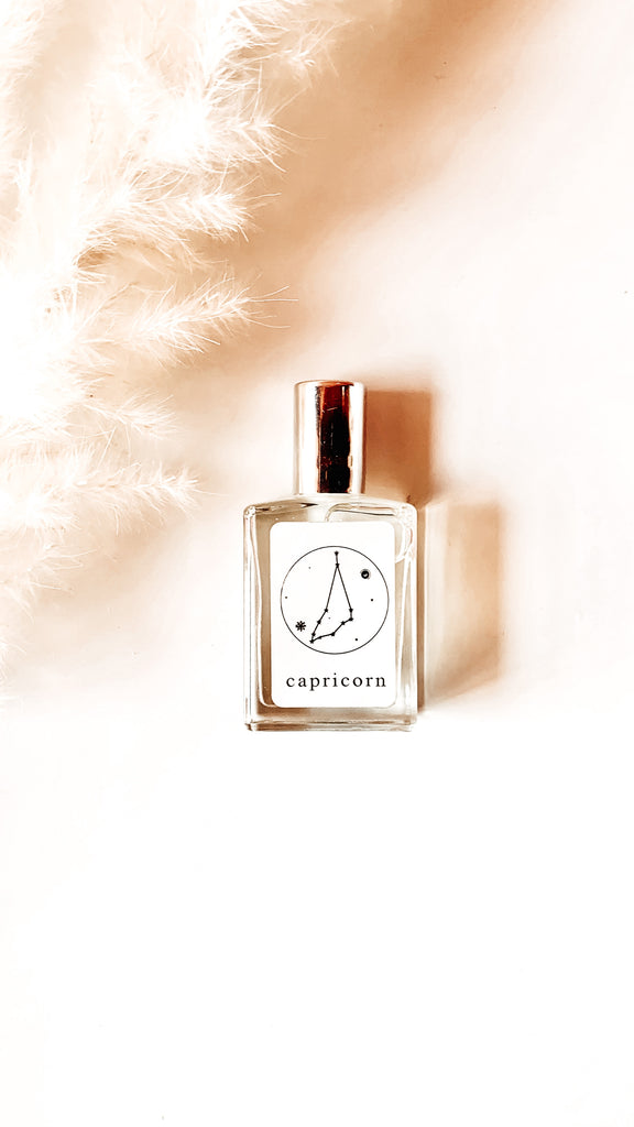 Capricorn Zodiac Fragrance