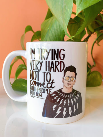 Schitt's Creek David Mug