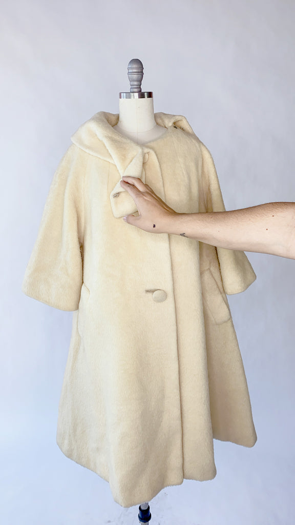 1960s Lilli Ann Wool Coat - Size: M-XL