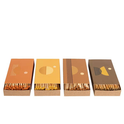 Sunset Matchbooks